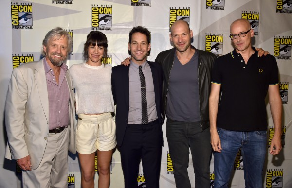 ant-man-comic-con-paul-rudd-michael-douglas-evangeline-lilly