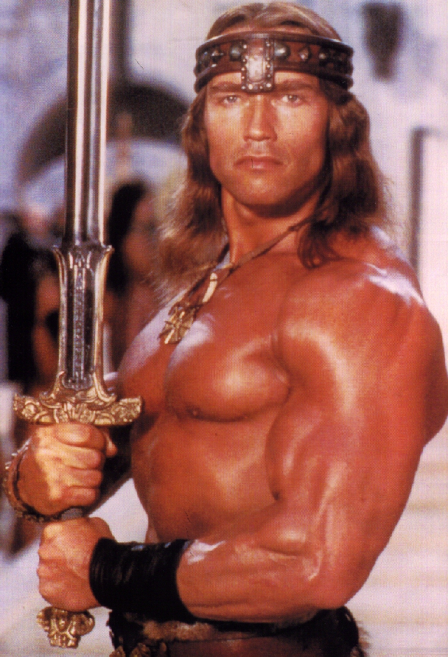 Conan The Barbarian Images & Pictures - Becuo