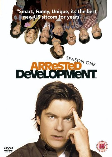 arrested developments season 1 dvd cover
