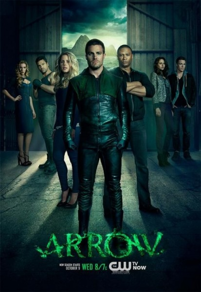 arrow-season-2-poster