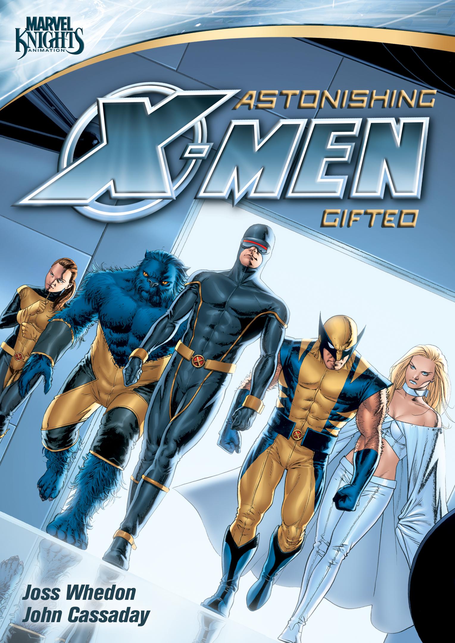 Astonishing X-Men TV Series