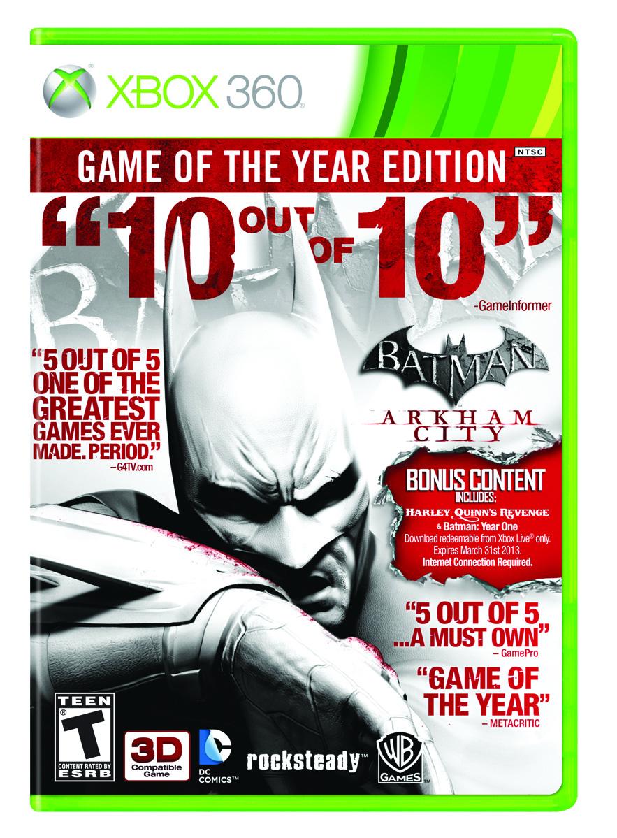 Screens Zimmer 7 angezeig: batman games for xbox 360