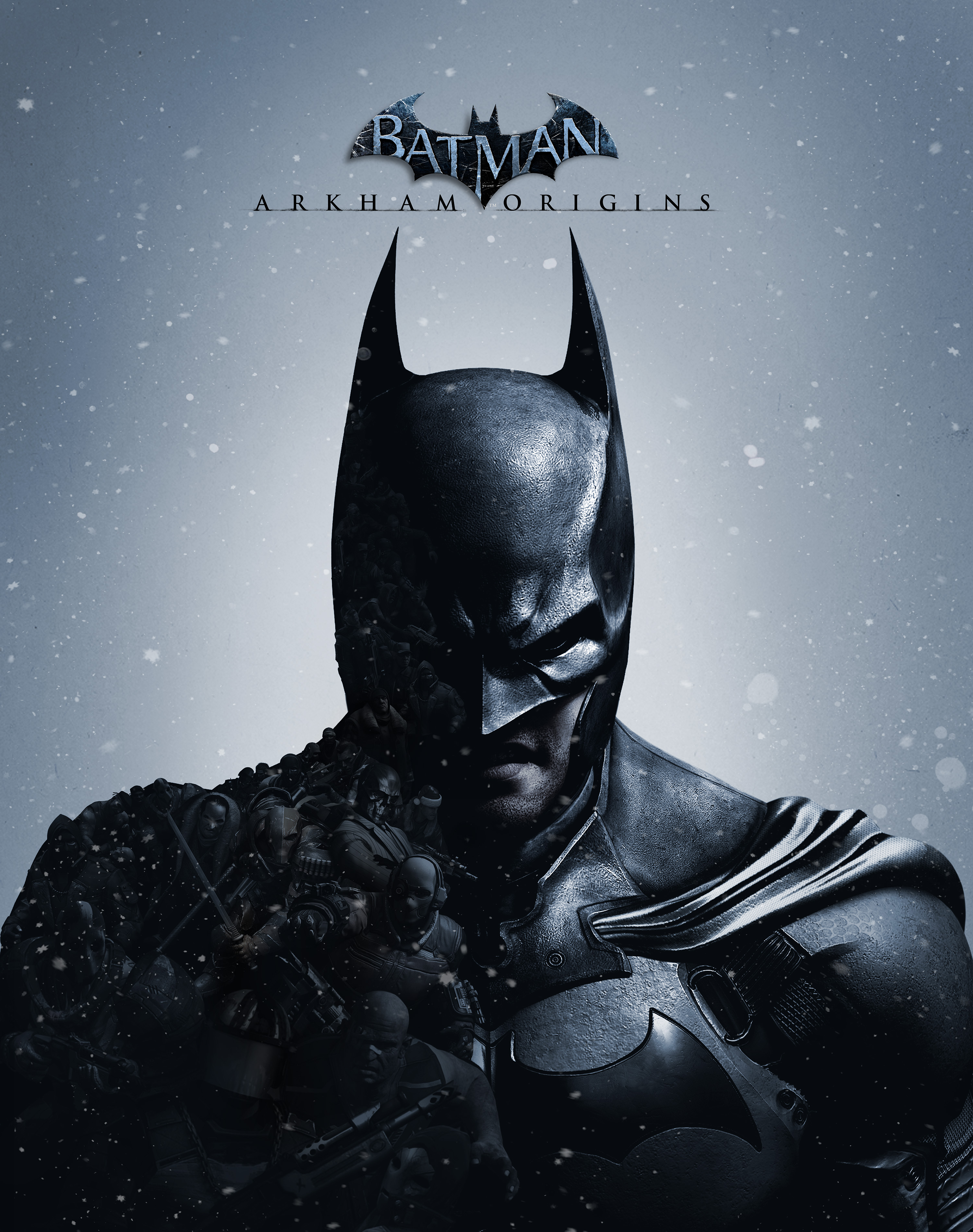 Batman: Arkham Origins [UPD8] (2013/RUS/ENG) RePack by tg