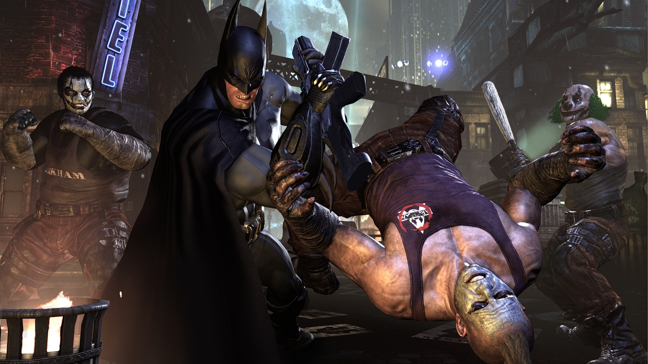 batman arkham city video game image 01 Batman: Arkham City Reivew