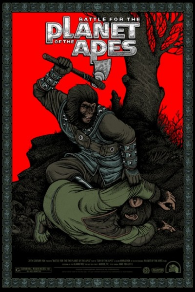 battle-for-the-planet-of-the-apes-mondo-poster
