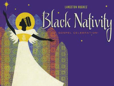 black nativity poster