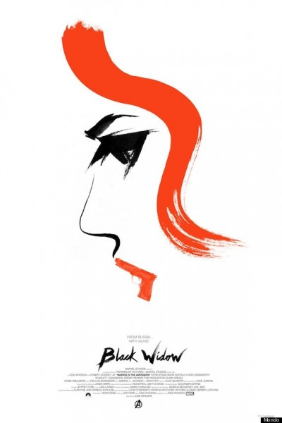 black-widow-mondo-poster