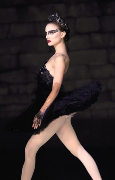 I want to see this holiday season is Black Swan with Natalie Portman.