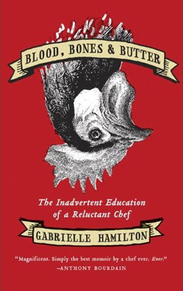 blood bones and butter book cover