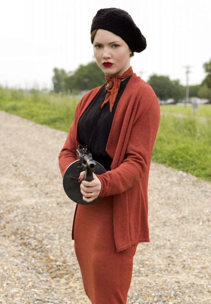 bonnie and clyde holliday grainger