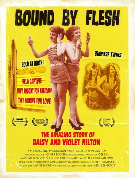 bound by flesh poster