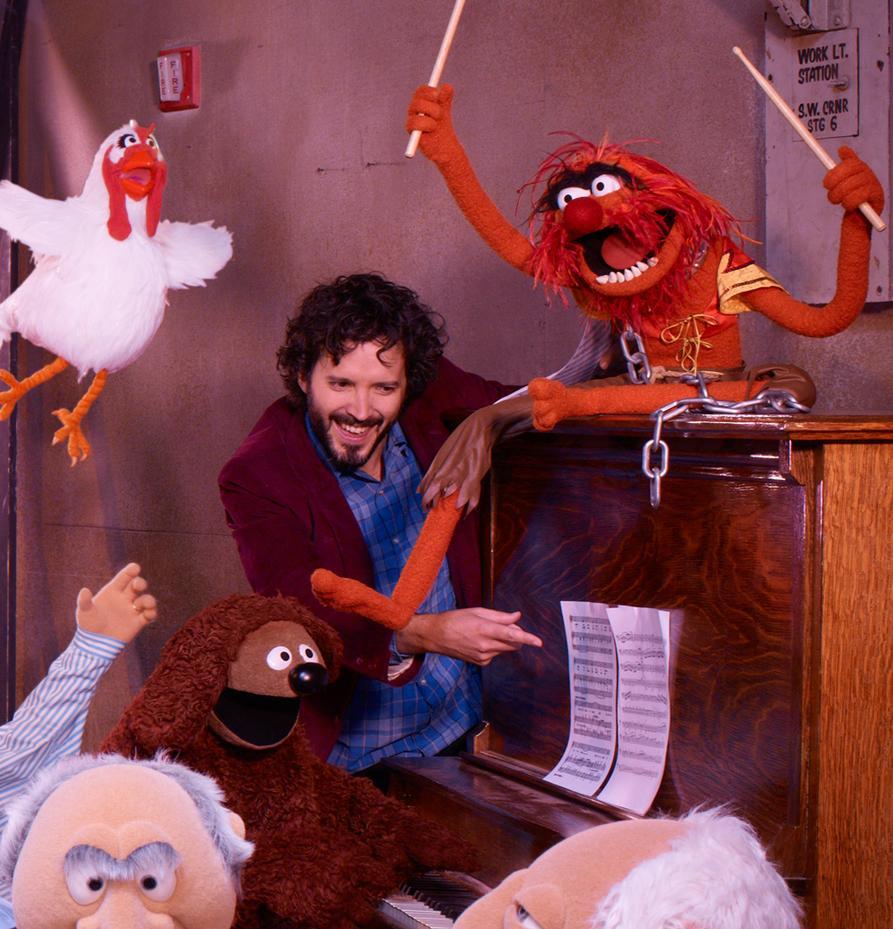 Трек дня: Bret McKenzie — Man Or Muppet