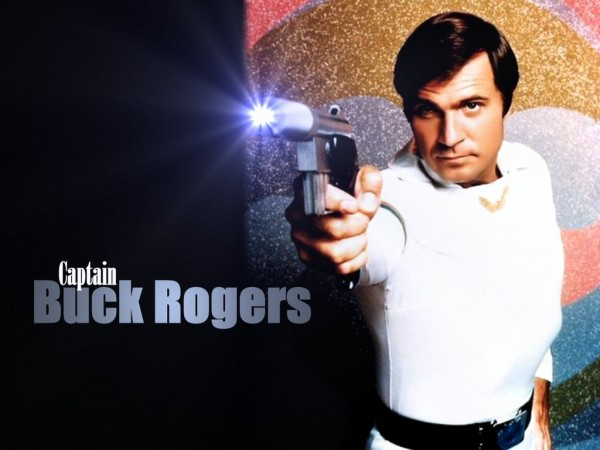 Buck Rogers shooting TV show image