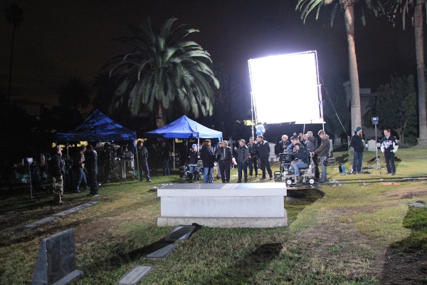 burying-the-ex-behind-the-scenes