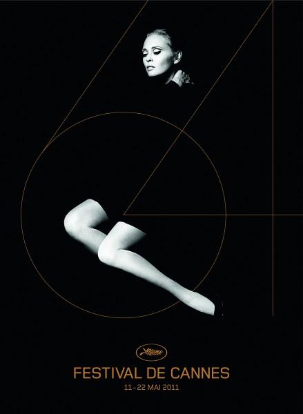 Poster for Cannes Film Festival 2011