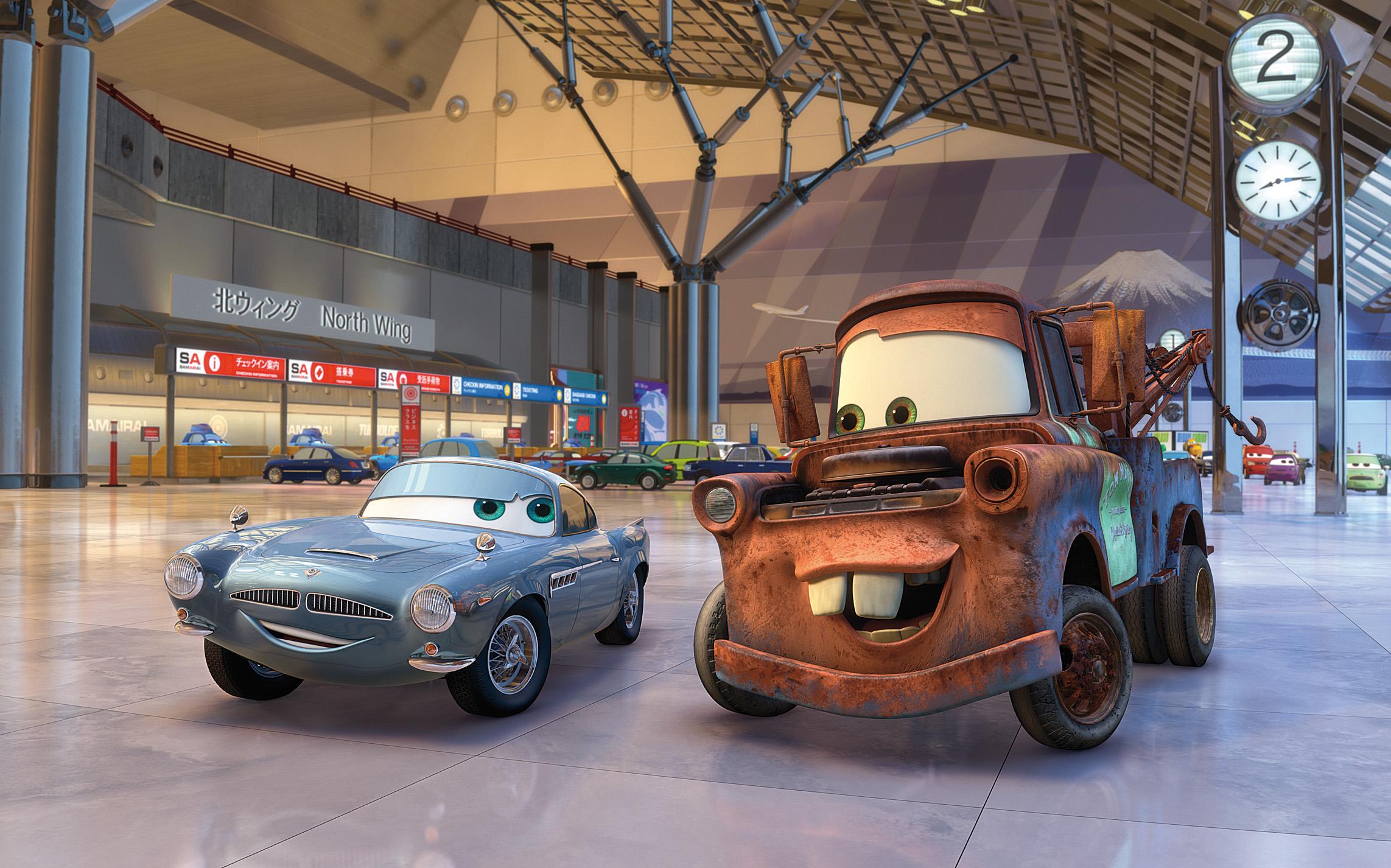 Cars 2 Full Movie Cartoon Carecter
