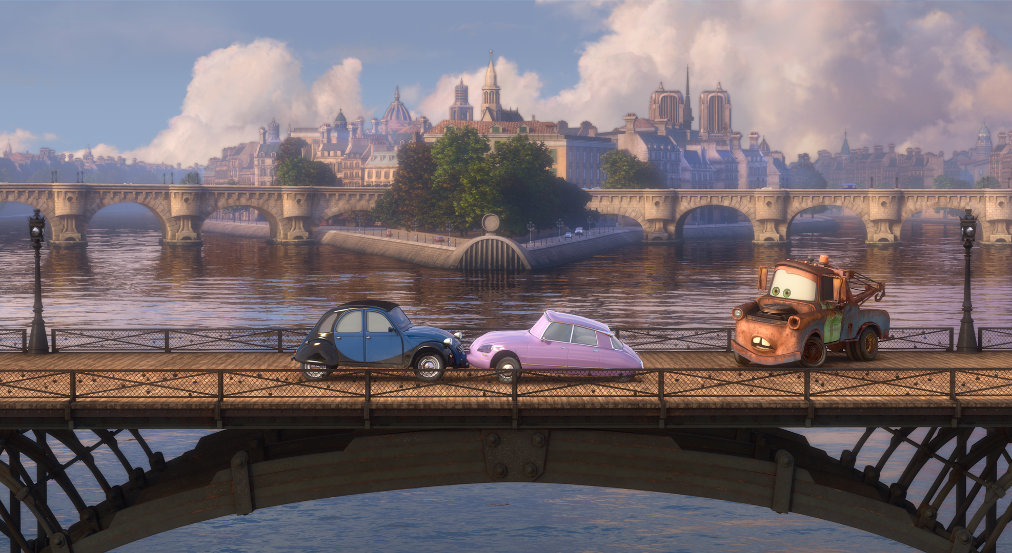 CARS 2 Exclusive Interview