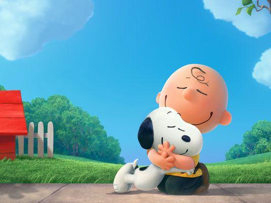 peanuts movie charlie brown snoopy