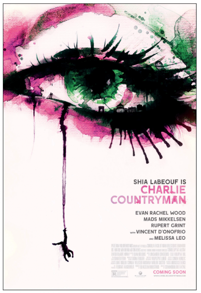 charlie countryman poster 2