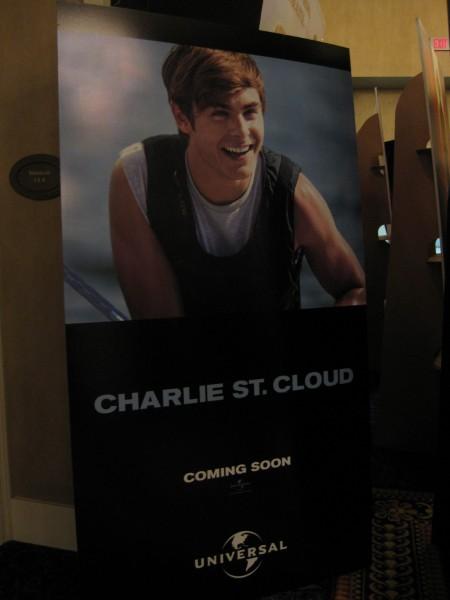 Charlie St. Cloud movie poster