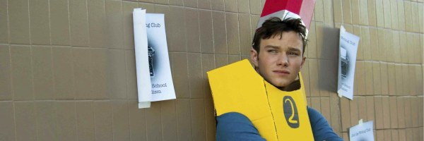 chris colfer struck by lightning