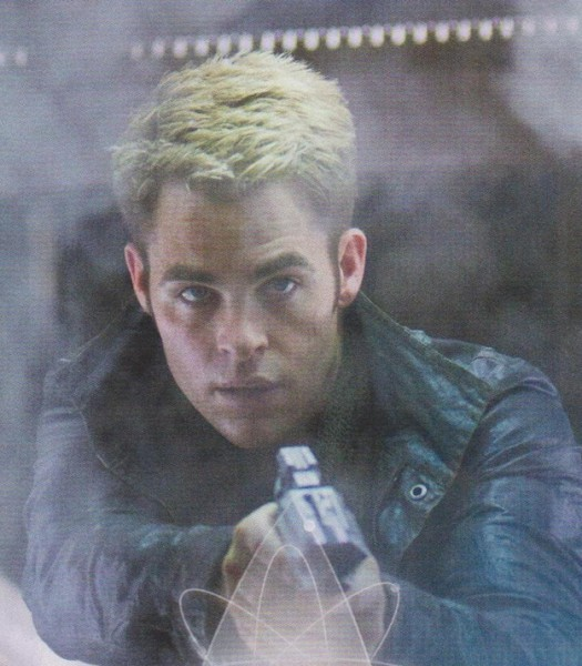 chris pine star trek into darkness scan