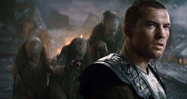 Clash of the Titans movie image Sam Worthington