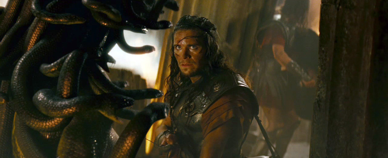 Mads Mikkelsen On Set Interview CLASH OF THE TITANS