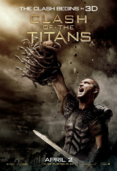 Clash of the Titans 3 (????) movie