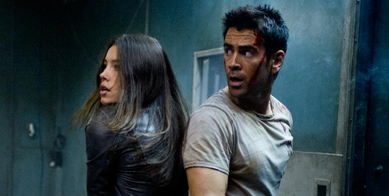 TOTAL RECALL Images | Collider