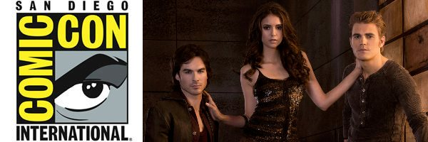 comic con vampire diaries interview
