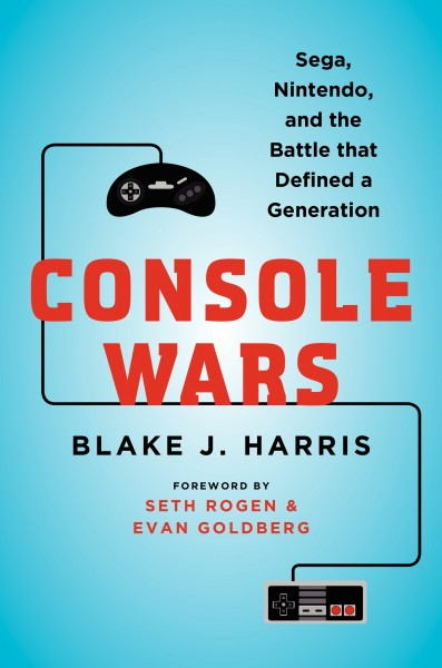 console-wars-book-cover