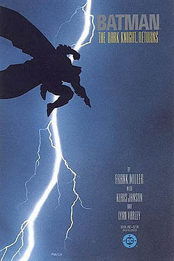 dark knight returns comic