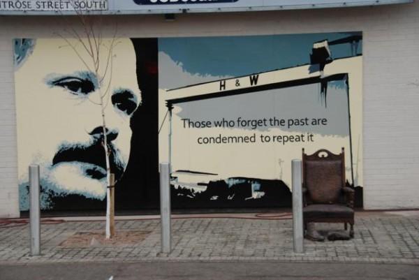 david ervine mural art of conflict