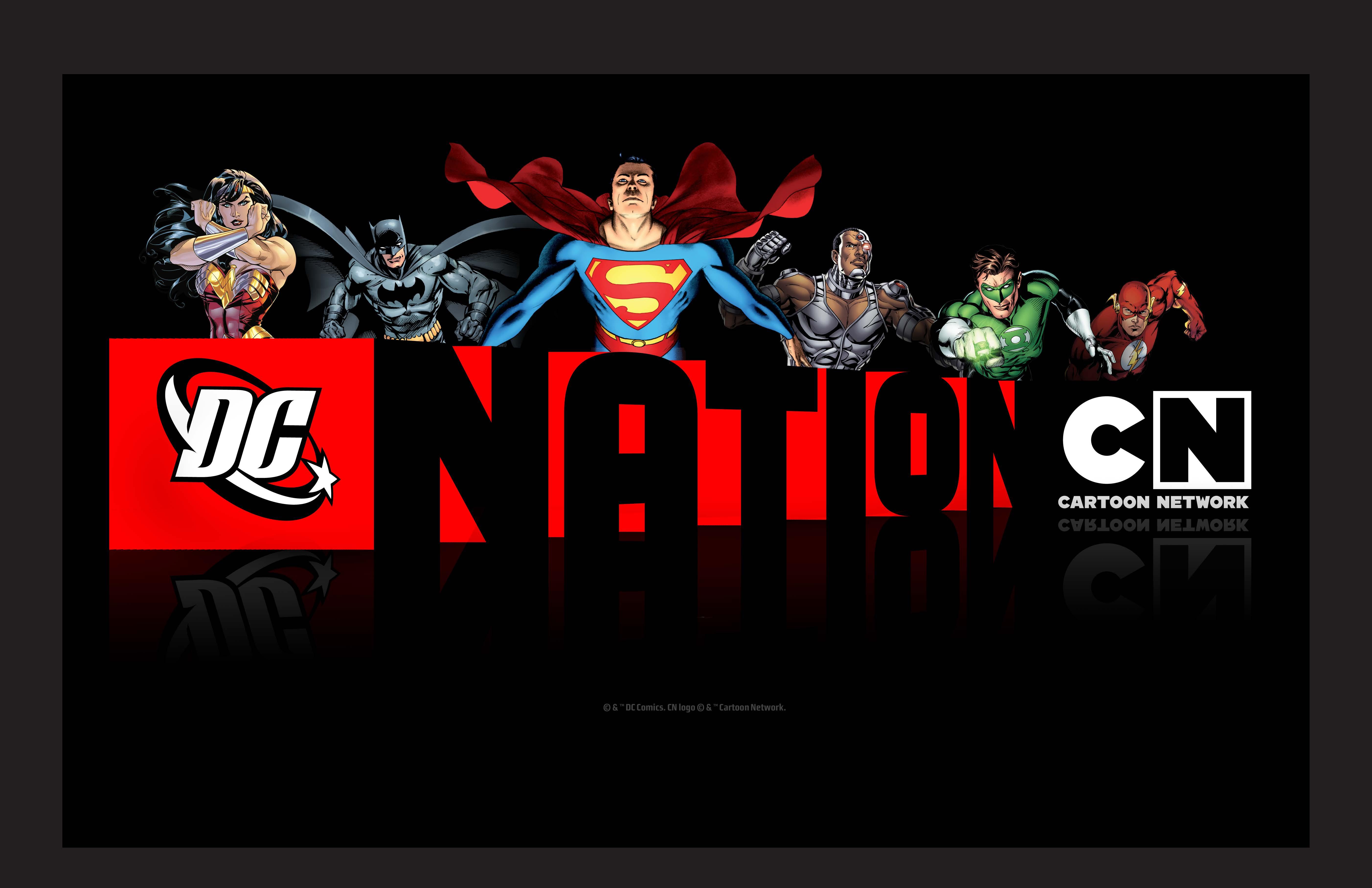 [ANIMACIÓN] DC NATION - cortos Dc-nation-logo