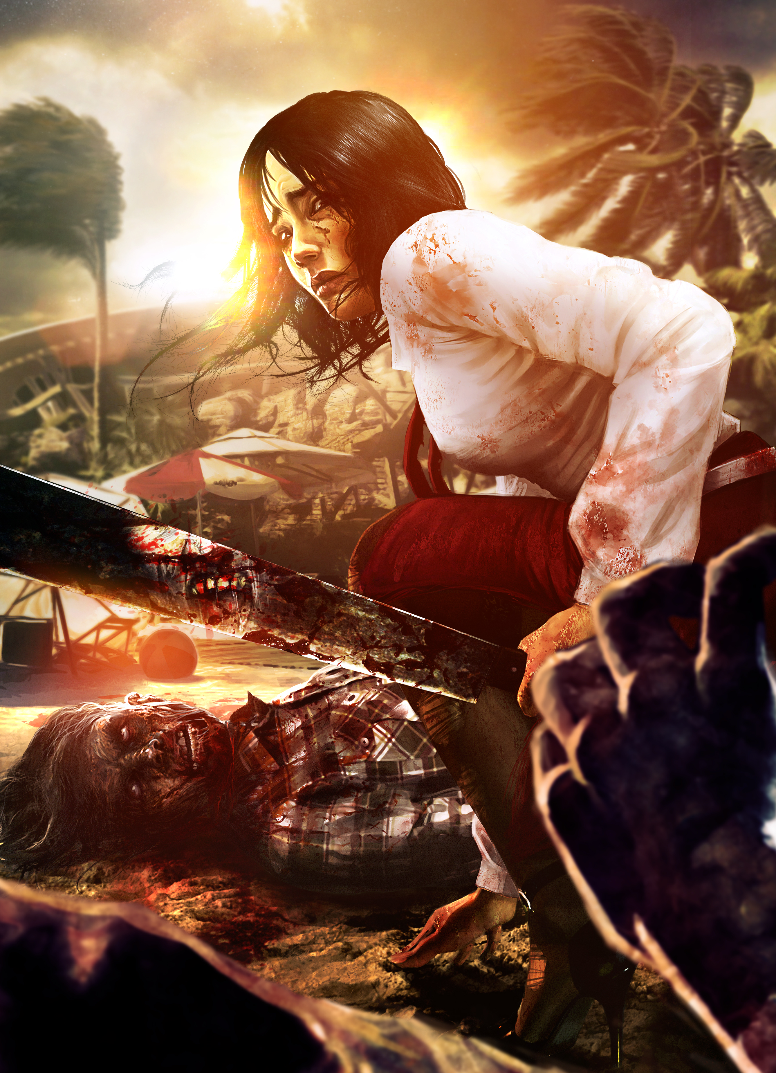 Dead Island Trailer Reversed Forward Version