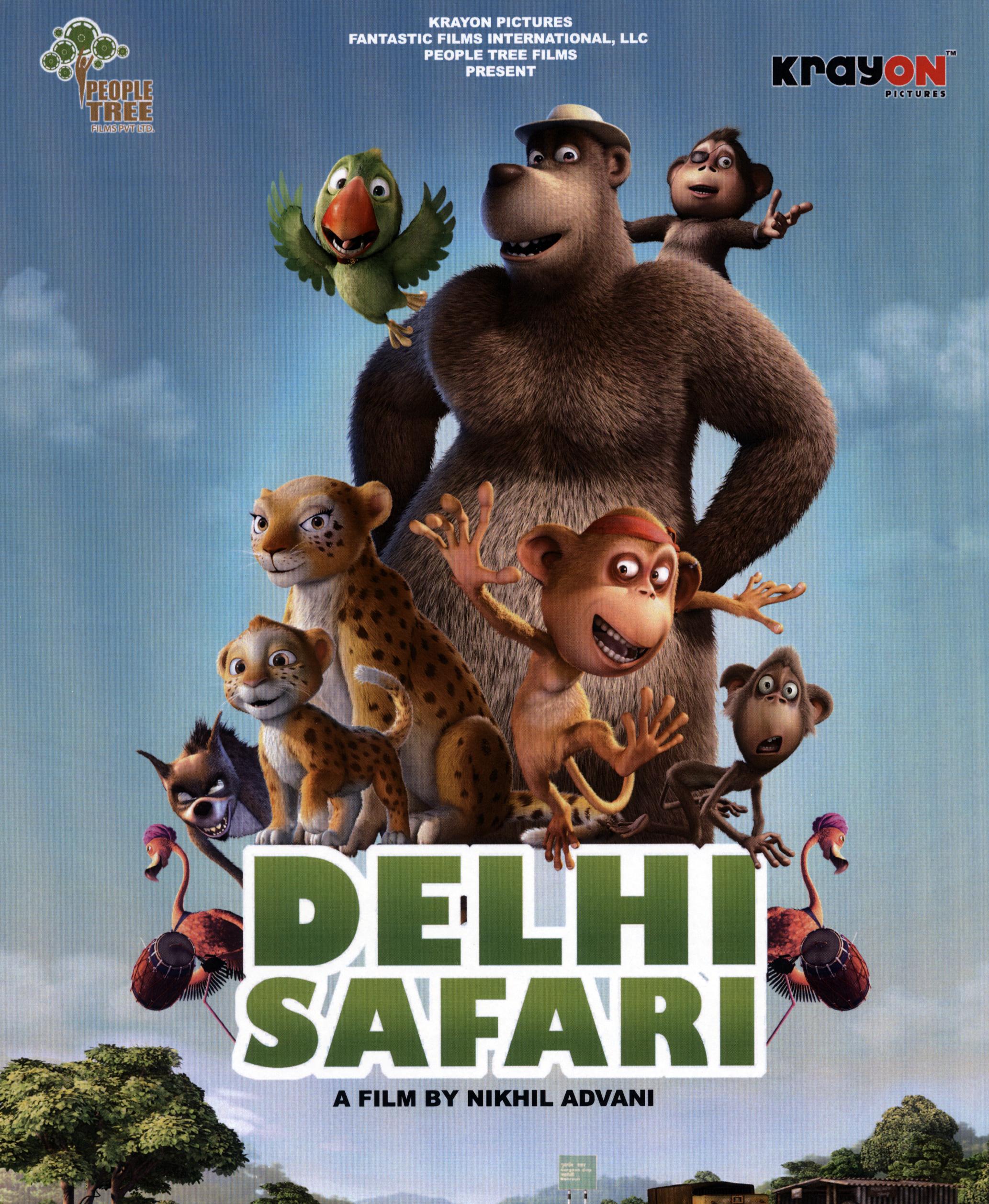 Best Cartoon Movie Poster