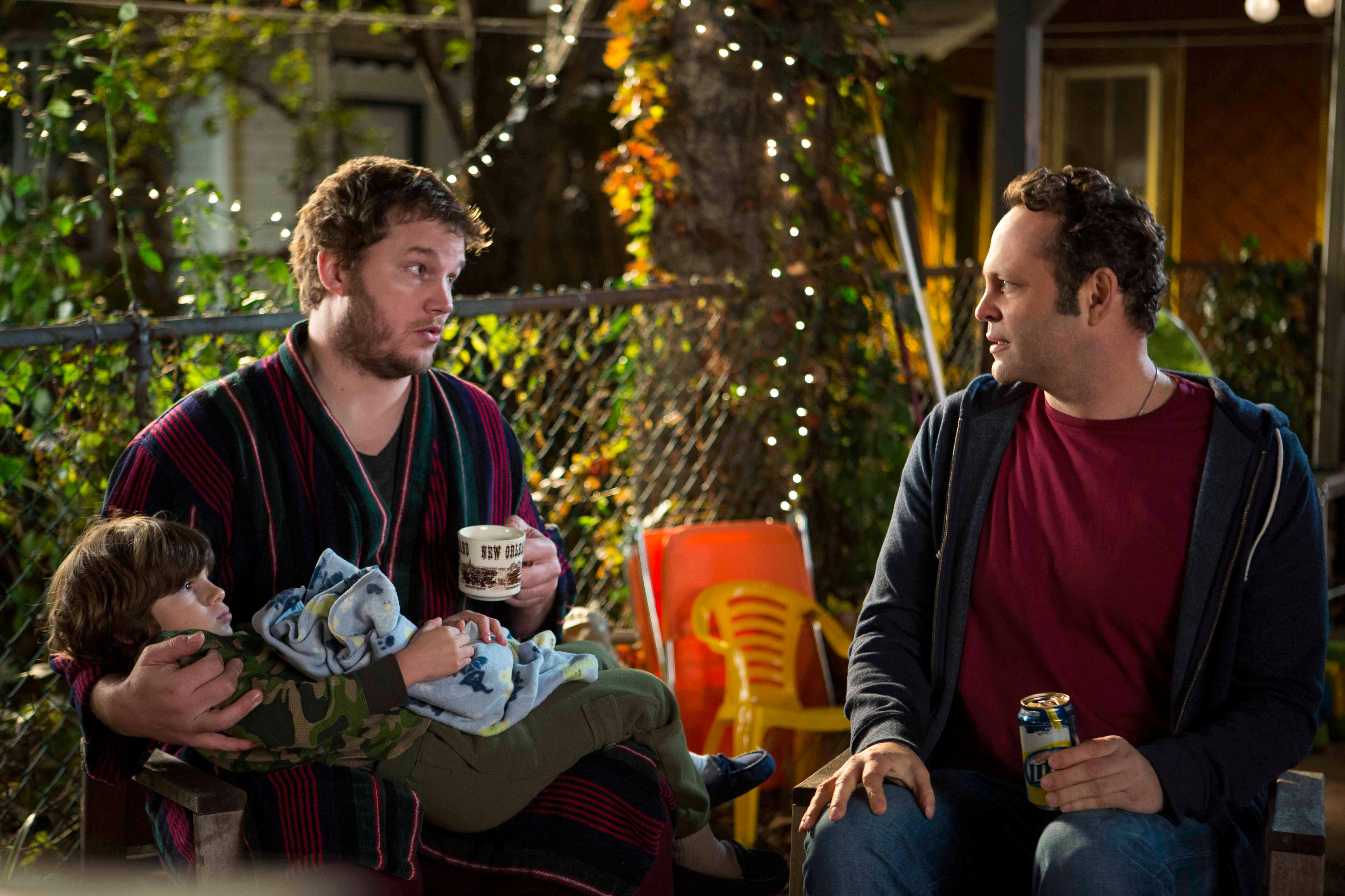 DELIVERY MAN Images. DELIVERY MAN Stars Vince Vaughn and ...