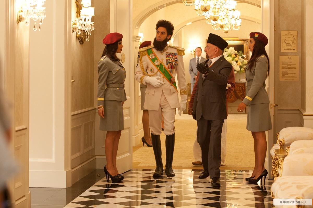 The Dictator Images Megan Fox Sacha Baron Cohen Anna Faris