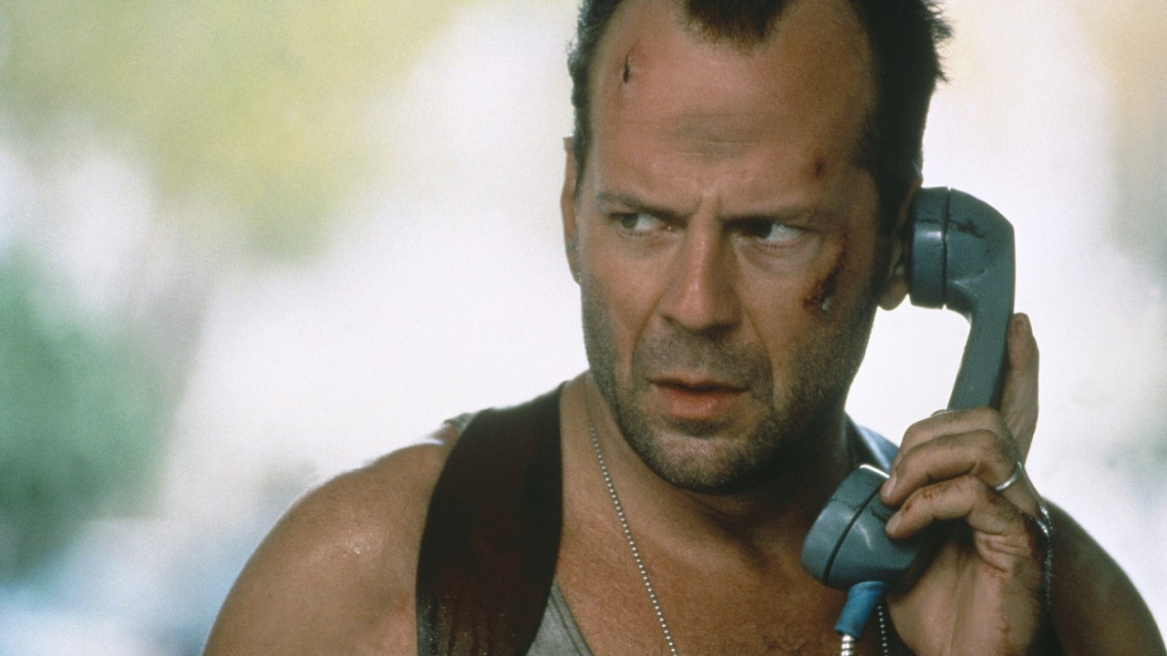 DIE HARD WITH A VENGEANCE Review. DIE HARD WITH A ... Joseph Gordon Levitt Single