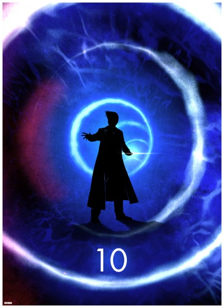 doctor who poster 10