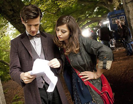 doctor-who-series-7-matt-smith-jenna-louise-coleman