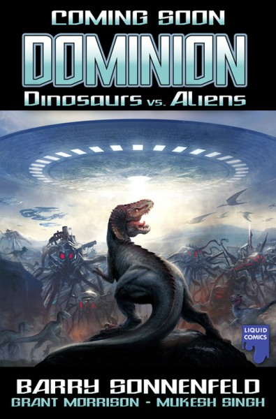 dominion dinosaurs versus aliens barry sonnenfeld
