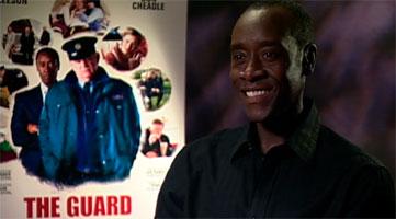 Don Cheadle Interview THE GUARD slice