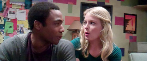 Glover dating dating en bonde sitater
