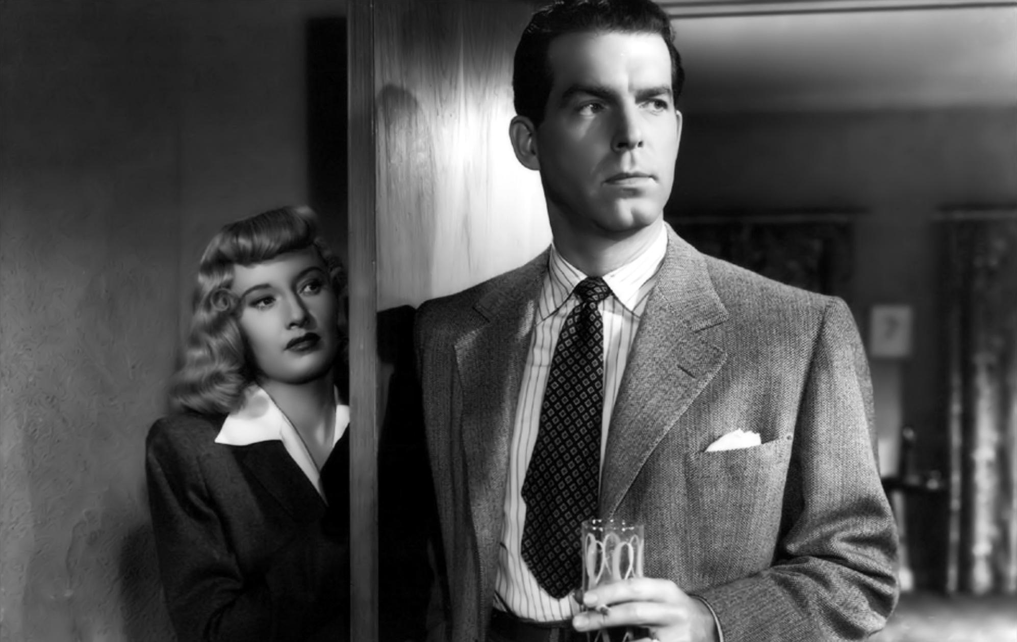 Image result for stanwyck in double indemnity