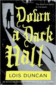 down a dark hall book cover