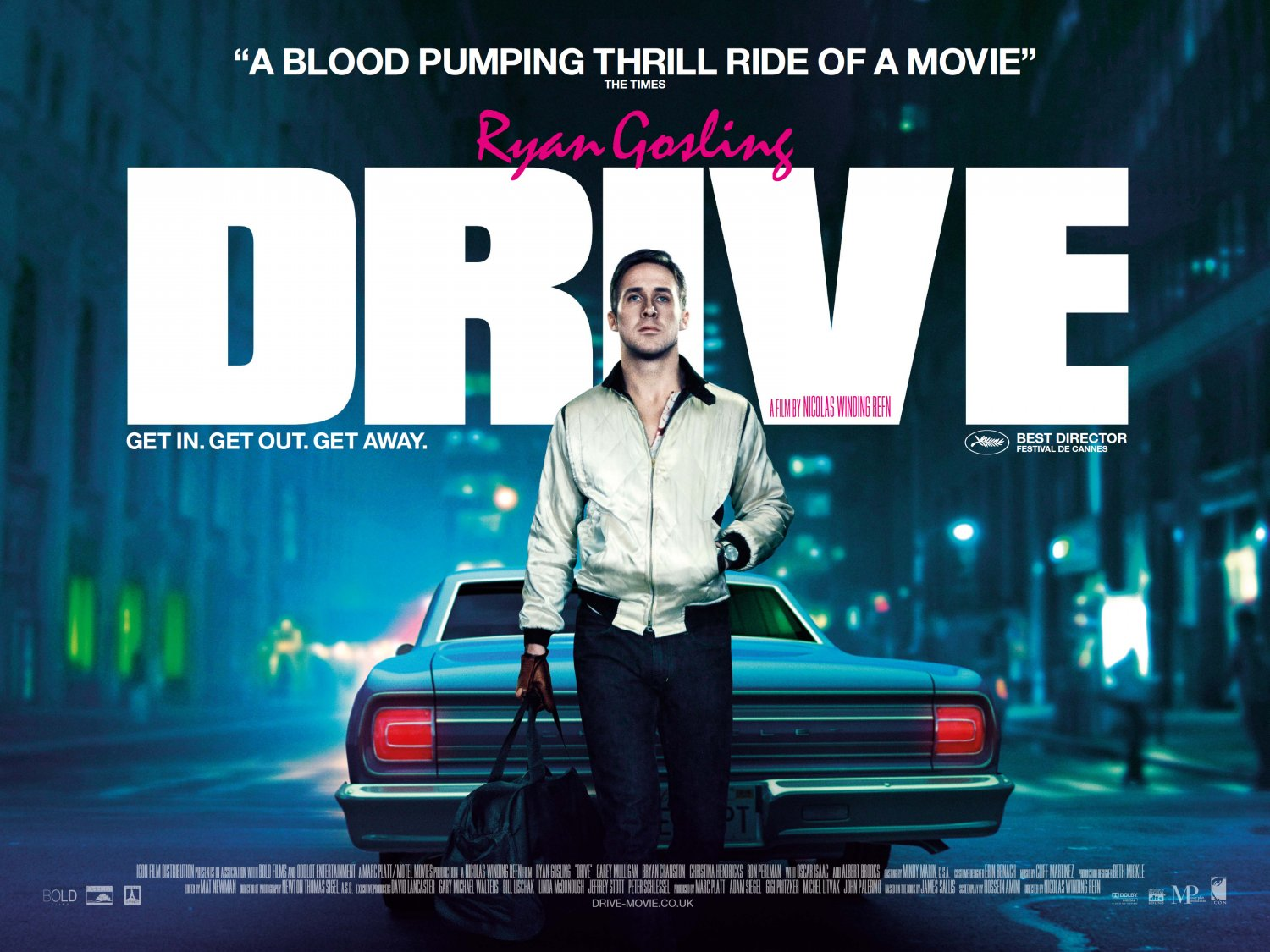DRIVE Character Posters | Collider