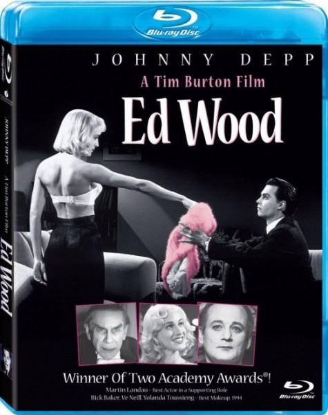 ed wood blu ray cover