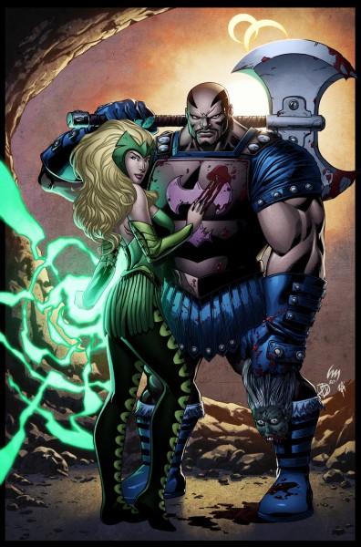 enchantress-executioner-thor-2-sequel